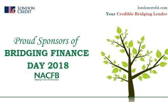NACFB Bridging Finance Day Sponsors